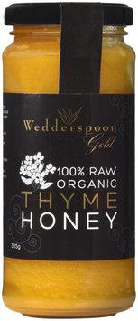 Wedderspoon Organics, 100% Raw Organic Thyme Honey 325g