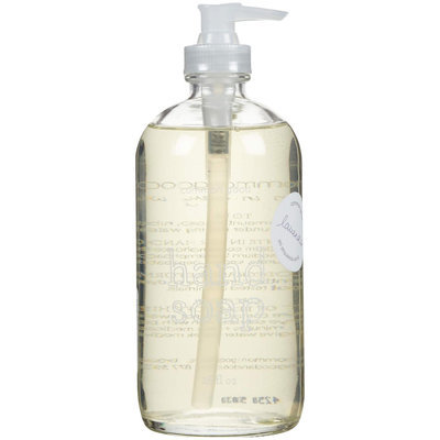 Common Good Glass Bottle Hand Soap, Lavender