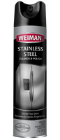 Weiman Stainless Steel Cleaner & Polish Aerosol