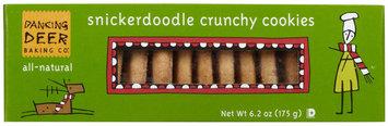 Dancing Deer Baking Co. - Crunchy Cookies Snickerdoodle - 6.2 oz.