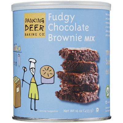 Dancing Deer Fudgy Chocolate Brownie Mix