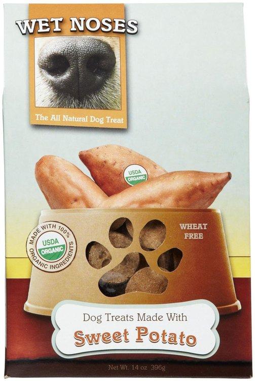 Wet Noses Sweet Potato