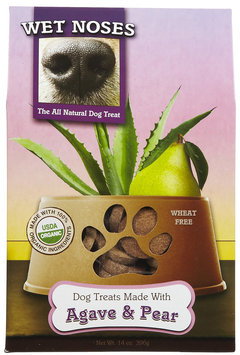 Wet Noses W-AGP-Treats Agave Pear