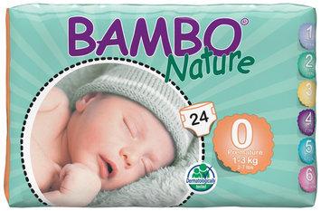 Abena International Bambo Nature Baby Diapers Jumbo Pack - 24 ct.