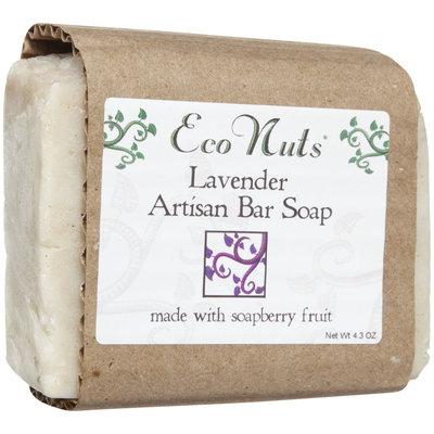 Eco Nuts - Artisan Bar Soap Lavender - 4.3 oz.