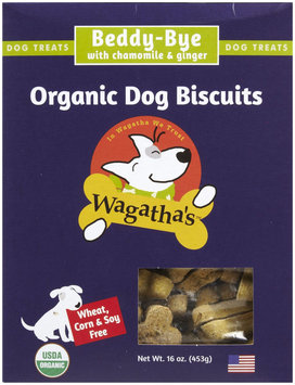 Wagathas Wagatha's Beddy-Bye Biscuits