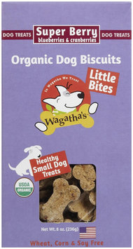 Wagathas Wagatha's Super Berry Little Bites - 8 oz