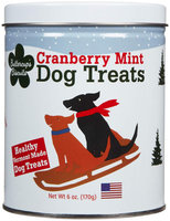 Wagathas Wagatha's Buttercup's Cranberry Mint Holiday Tin