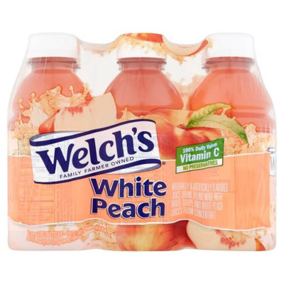 Welch's® White Peach Juice Drink Blend