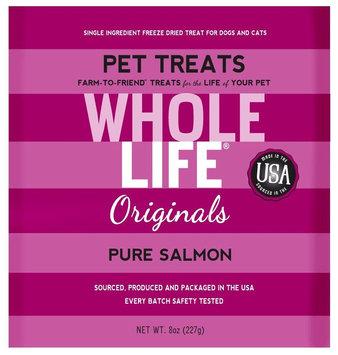 Whole Life Freeze-Dried Dog & Cat Treats Liver 4 oz