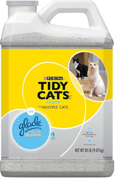 Tidy Cats Scoop With Glade Tough Odor Solutions