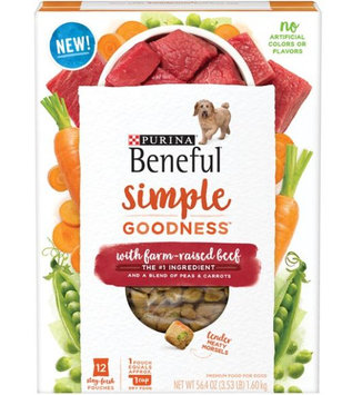 Beneful Dry Dog Food Simple Goodness With Real Beef