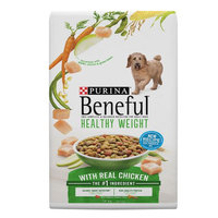 Beneful Dry Dog Food Healthy Weight With Real Chicken