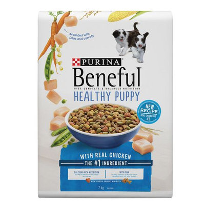 Beneful Dry Dog Food Healthy Puppy With Real Chicken