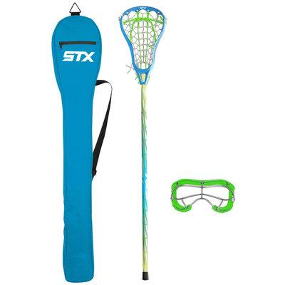 STX Lacrosse Exult 100 Girl's Lacrosse Starter Pack