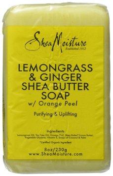 SheaMoisture Lemongrass & Ginger Shea Butter Soap