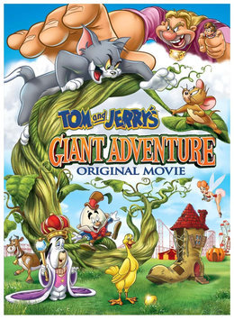 Warner Bros. Tom & Jerry's Giant Adventure