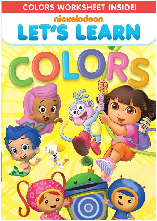 Paramount Let's Learn Colors