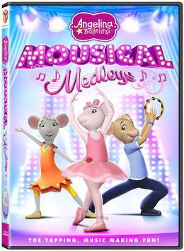 Hit Entertainment Angelina Ballerina: Mousical Medleys