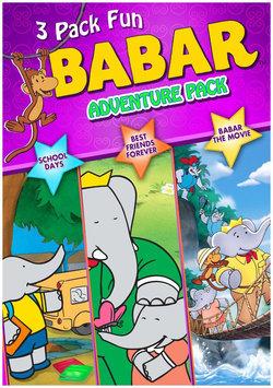 Babar: Adventure Pack (3 Discs) (R) (DVD)
