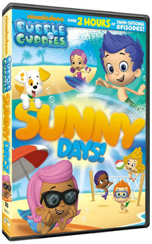 Paramount Bubble Guppies: Sunny Days