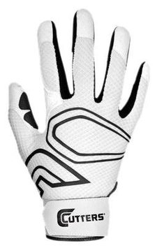 Shock Doctor Cutters Lead-Off Youth Batting Gloves