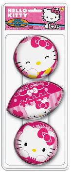 Hedstrom Hello Kitty 3 Pk Hd Foam