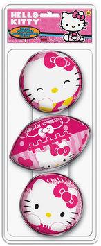 Hedstrom Hello Kitty 3 Pk Hd Foam