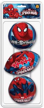 Hedstrom Ultimate Spiderman 3Pk Hd Foam