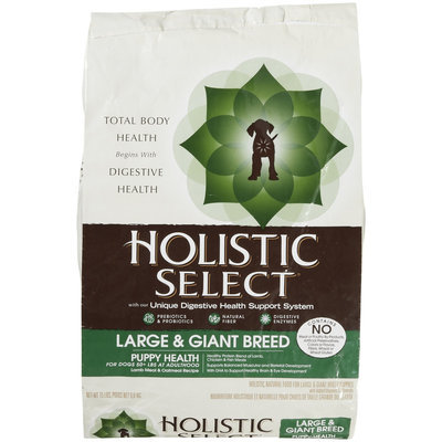 Holistic Select Large & Giant Breed Puppy Health