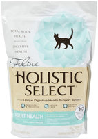 Holistic Select Duck Meal Radiant Health Adult Dry Cat Food