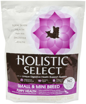 Holistic Select Small & Mini Breed Puppy Health