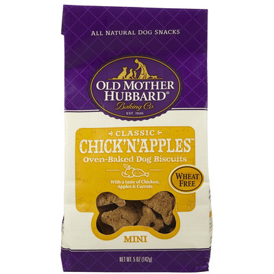 Phillips Feed & Pet Supply Crunchy Classic Chick'N'Apples Mini Dog Treat 5oz