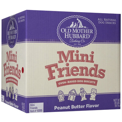 Old Mother Hubbard Mini Friends Biscuits