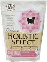 Holistic Select Indoor Grain Free Health/Weight Control Turkey, Chicken & Herring Meal