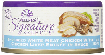 Wellness Signature Selects Shredded Chicken & Chicken Liver