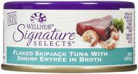 Wellness Signature Selects Flaked Tuna & Shrimp