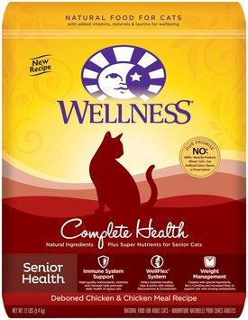 Wellness Complete Health Senior Health Deboned Chicken & Chicken Meal Recipe - 12 lb