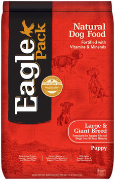 Eagle Pack Large and Giant Breed Puppy Dry Dog Food