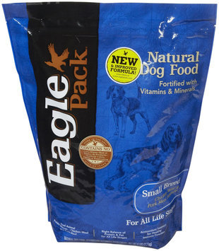 Eagle Pack Small Breed Chicken Meal & Pork Meal Formula