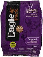 Eagle Pack Natural Dry Dog Food - Adult Lamb Meal & Brown Rice Formula - 15lb