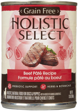 Phillips Feed & Pet Supply Holistic Select Grain Free Beef Can Dog Food