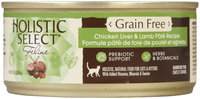 Phillips Feed & Pet Supply Holistic Select Grain Free Liver/Lamb Can Cat Food