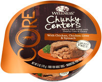 Wellness CORE Chunky Centers - Chicken, Chicken Liver & Spinach