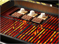 Mr. Bar-b-q Mr. Bar B Q Smores Non Stick Melting Tray
