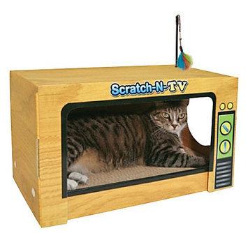 Ware Mfg. Inc. - Scratch-n-television