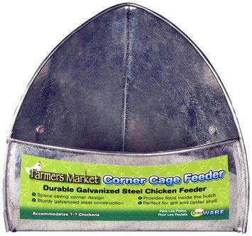 Ware Manufacturing. Inc. Ware Manufacturing WR12062 Corner Cage Chicken Feeder