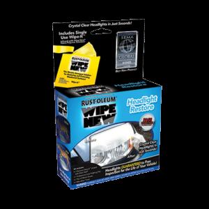 Wipe New® Headlight Restore