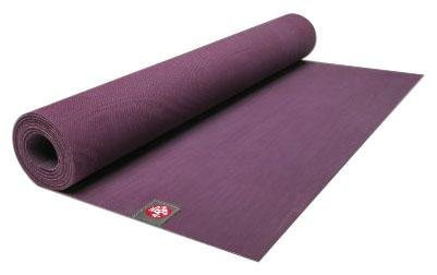 Manduka Eko Lite 4mm Yoga Mat Acai Standard Reviews 2019