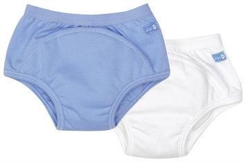 JoJo Maman Bebe 2 Pack Training Pants (Toddler/Kid)-Blue